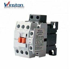 Factory GMC-22 Types of 380V 22A AC Magnetic Contactor