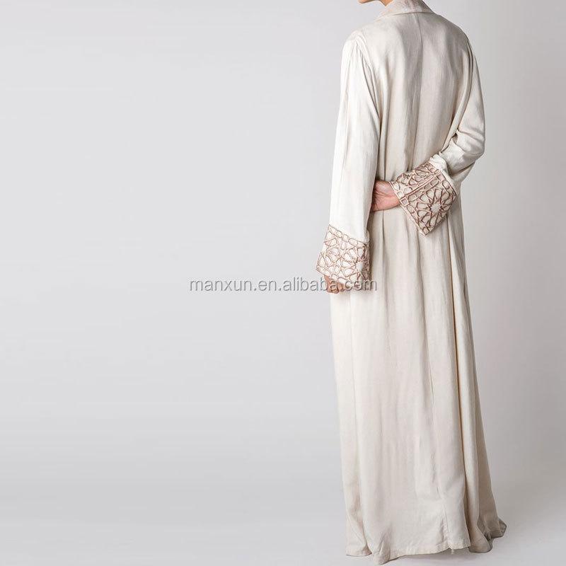 New Model Muslim Kebaya In Dubai Abaya Kimono Front Open