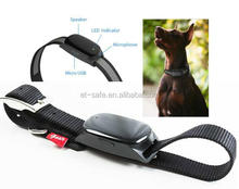<span class=keywords><strong>Di</strong></span> alta qualità collare <span class=keywords><strong>di</strong></span> cuoio hidden gps tracker, 2017 Confortevole cane prodotti Pet Products <span class=keywords><strong>Accessori</strong></span> Collare <span class=keywords><strong>di</strong></span> Cane Del LED