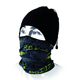Double-sided polar fleece multifunction windproof head cover