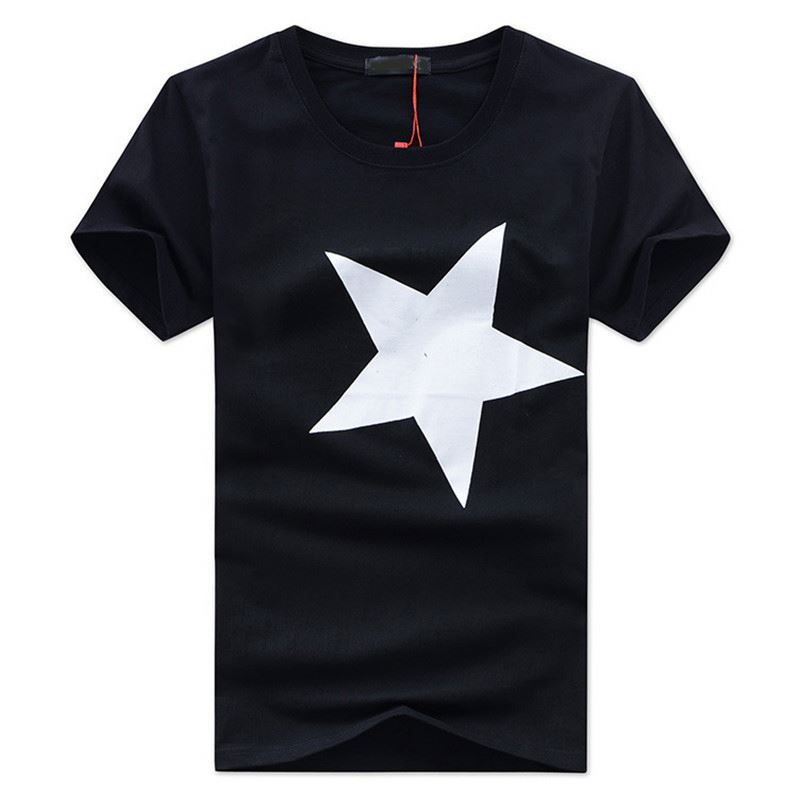 Trending hot products New arrival France French black pug t shirt for man