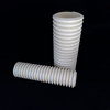 Anti-static double wall pvc corrugated pipe for industrial waste discharge