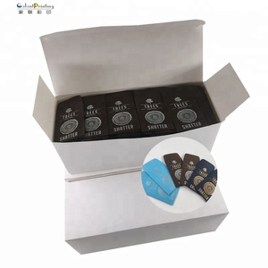 Custom Printed Coin Envelopes Shatter Packaging Color Paper Seed Packaging