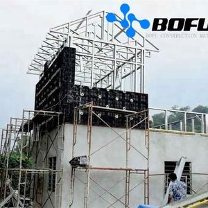 BOFU reusable peri formwork system