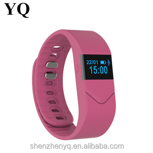 2016 New Heart Rate&Blood Oygen Monitor Smart Wristband Bracelet Bluetooth Fitness Wristband liking fitbit