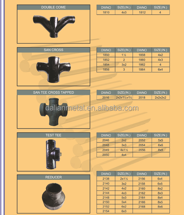 Concrete pump elbow cast iron pipe fittings buy tap