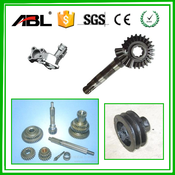 ABLinox Customized Metal Stainless Steel Casting in Agricultural Hardware