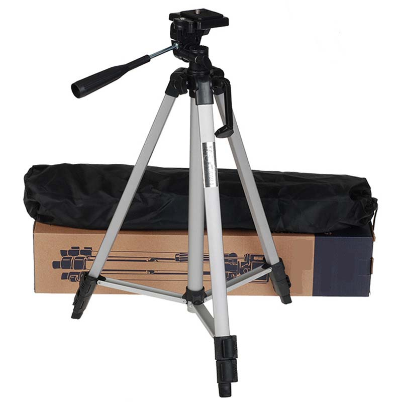 China Best Selling Good Quality Professional Aluminum Camera Tripod 3110A