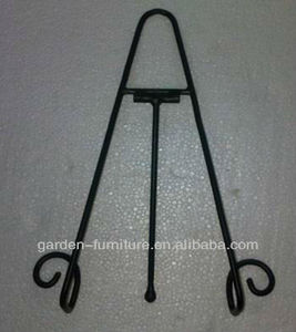 wrought iron decorative plate wall hangers