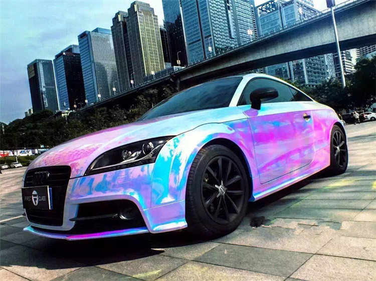 Multi Color In One For Car Paint