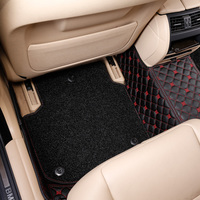 Wholesale Non Slip Leather 7d Car Floor Mats Wholesale Interior Accessories