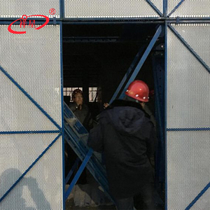 China factory heavy duty climbing scaffolding equipment