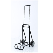 SMALLSIZE STEEL DURABLE MINI FOLDING LUGGAGE DOLLY CART