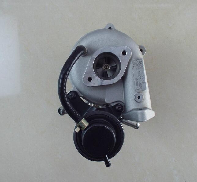 Suzuki F6a Turbo Upgrade