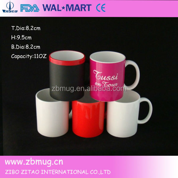 White Blank Ceramic Coffee Mugs Wholesale Buy White