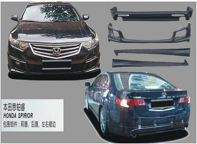 Bodykits/auto Parts (4 Pieces) For Honda Spirior