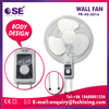 "16"" cheap 3 speed choices wall mount fan with high quality"