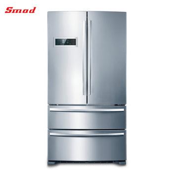 Schon Kein Frost Französisch Tür Kühlschrank Mit Eismaschine ...