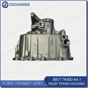 Genuine Transit Rear Transmission Housing 88VT 7K400 AA1