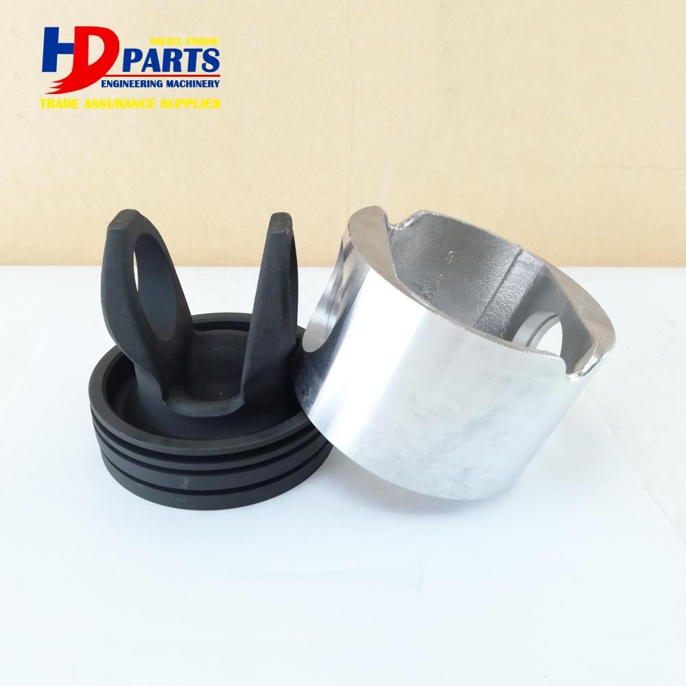 Детали дизельного двигателя 6L 6LT 114 мм поршень 4941393