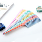 Comb Anti Static Large Tooth Hair Plastic Durable Hairdressing Nice Pro New