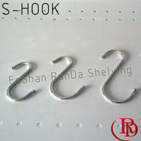 ornament wire decorative steel s hooks