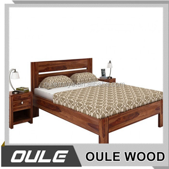 Royal Clic King Size Bed Reclaimed Wood Antique