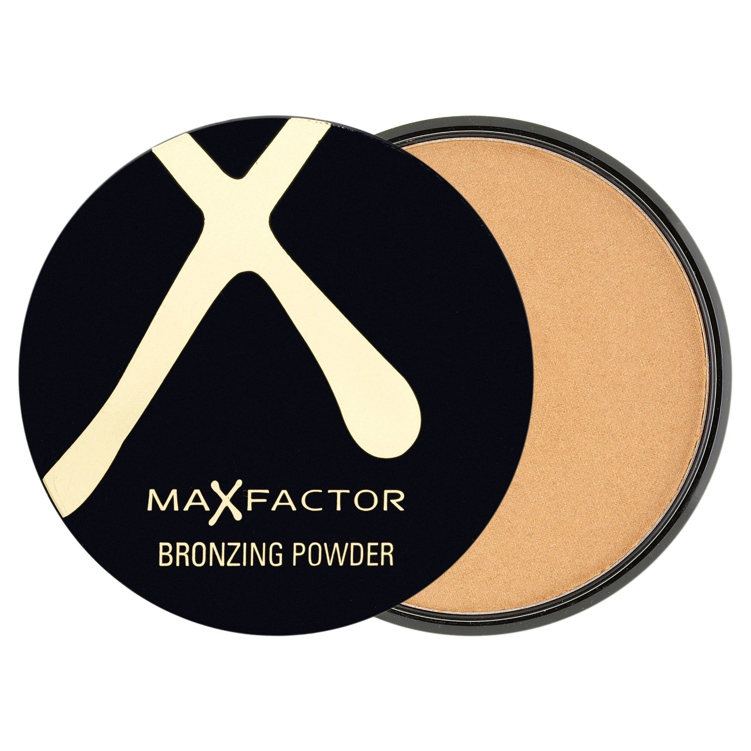 Max Factor Bronzing Powder for Women, # 01 Golden