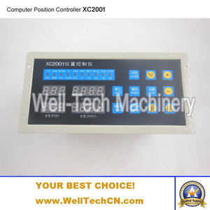 XC2001 Digital LCD Fixed Length Controller Bag Making Machine Cutter Computer Controller XC2001 Position Control Instrument
