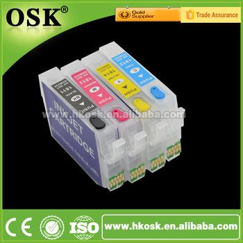 T1801 T1811xl Printer Cartridge For Epson Xp425 Xp422 Xp225 Refill ...