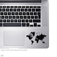 Waterproof Decorative Keyboard Sticker Laptop Skins Stickers Vinyl