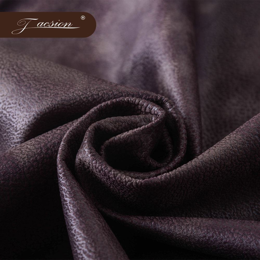 For Sofa Textile American Style Velvet Fabric Material