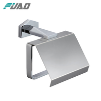 FUAO bathroom wall mounted auto cut paper towel dispenser