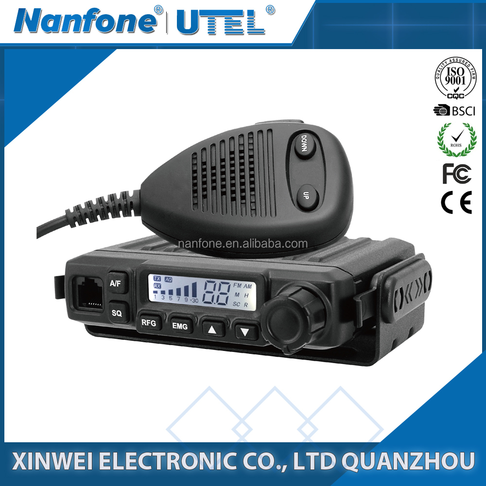 27 mhz CB Radio from Chinese Manufacturer