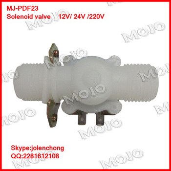 MJ-PDJ23 G1/2'' Male thread 220V 24V 12V Can be adjusted Normally Closed Inlet electromagnetic valve
