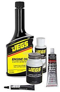 JEGS Performance Products 28000K Engine Lube & Sealant Kit Includes: