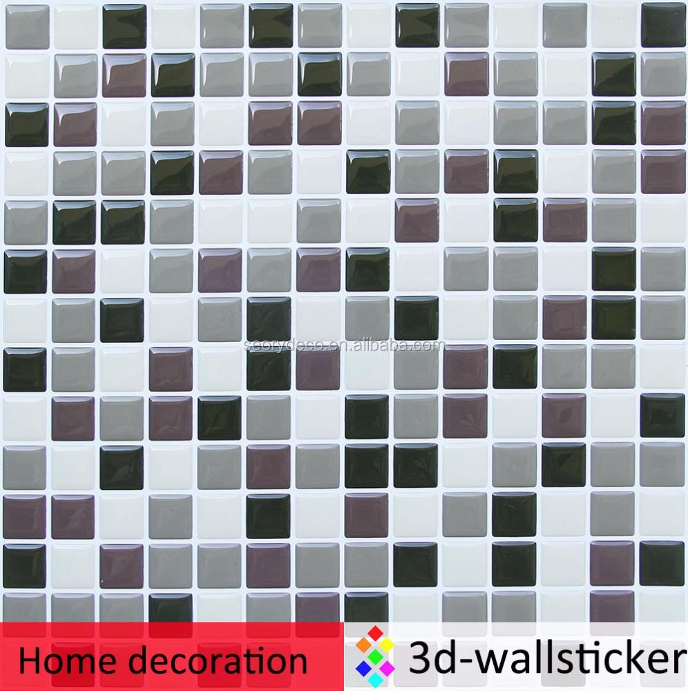 alta calidad impermeable hgalo usted mismo bao azulejos de surtidor