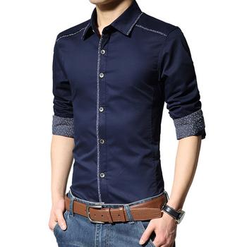 2017 Latest Formal Shirt Designs For Men New Model Man Shirt Buy