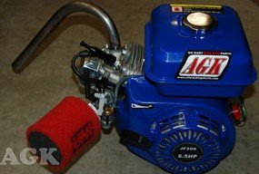 Go Karts Modified 6 5hp Ohv Engine - Buy Stock Engine Product on