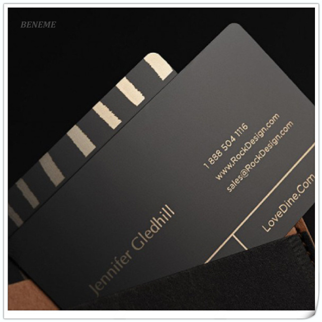 Business cards paper round corners source quality business cards top quality exquisite screen printing round corner gold ink touch paper matt black business cards colourmoves
