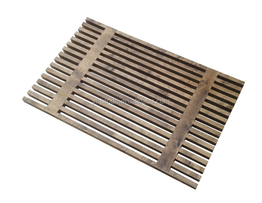 Wooden Bathroom Mat, Wooden Bathroom Mat Suppliers And Manufacturers At  Alibaba.com