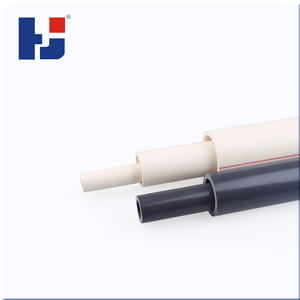Top supplier high pressure impact 2.5 inch pvc full form pipe fittings