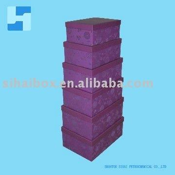 flock printing paper decorative nesting storage boxes  sc 1 st  Alibaba & Buy Cheap China decorative nesting storage boxes Products Find ...