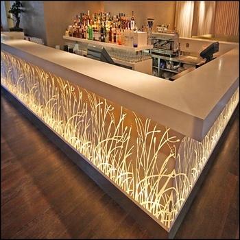 Elegant Bar Furniture Kitchen Bar Counter Designs Wine Bar Table