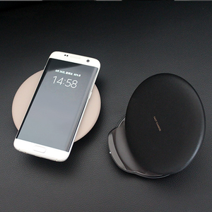 QI Wireless Charger Fast Charging Pad For Samsung Galaxy S8 G9500 S8+ Plus Project Dream