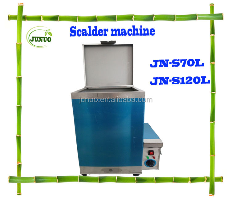 70 Liters good quality poultry scalder with water tap and basket/chicken scalder/chicken plucker machine