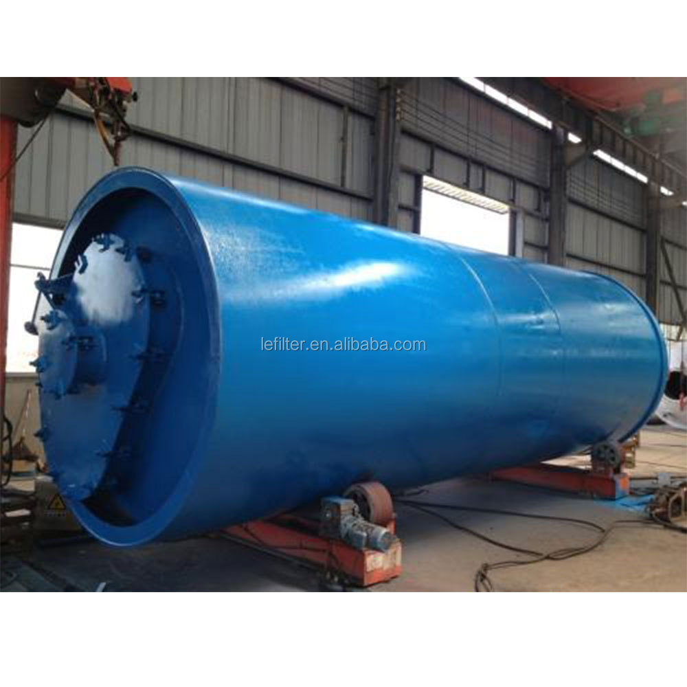 Waste Tyre Refining Oil Plant Waste Tyre Refining Oil Equipment Waste Tyre Recycling Oil System