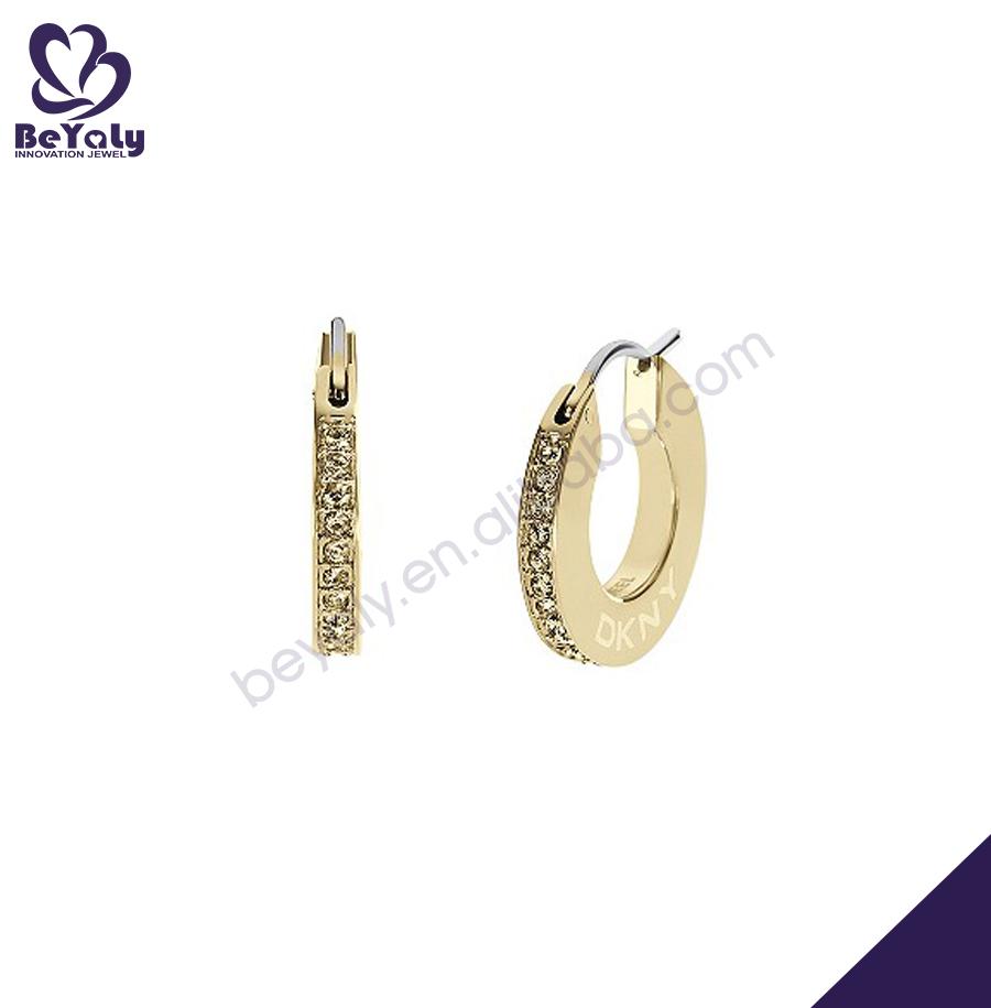 Fancy Cz Gold Ear Tops Designs For Women - Buy Gold Ear Tops ...