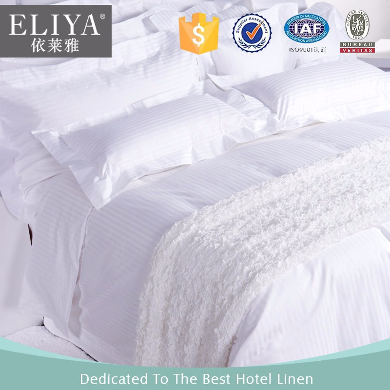 ELIYA Bed Sheet 300 Thread Count 100% Cotton/5 Star Luxury Hotel Linen