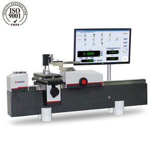 Fully automated mechanical measuring instruments for outer dimension